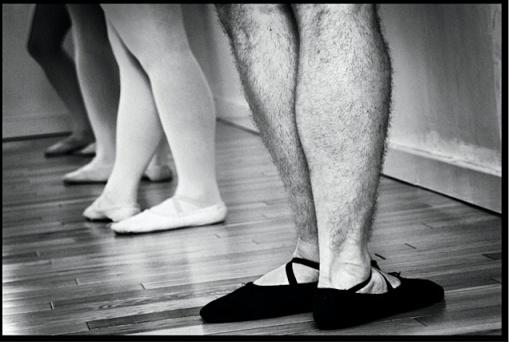 sierść balet