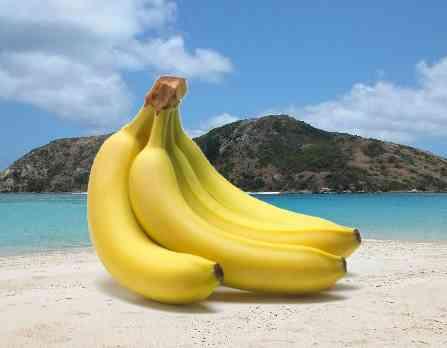 island-banana