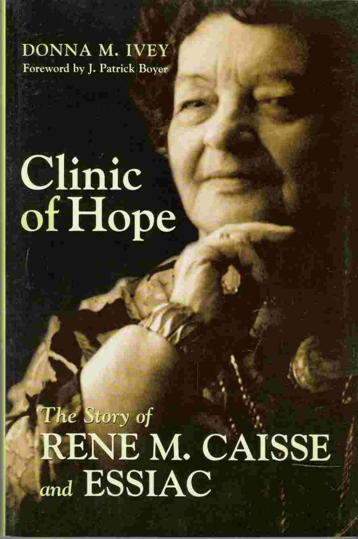 Rene Caisse książka