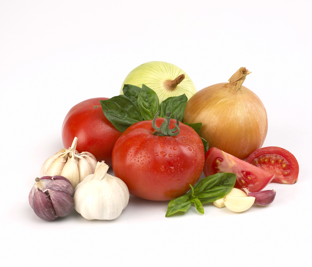 Tomato-Onion-Garlic