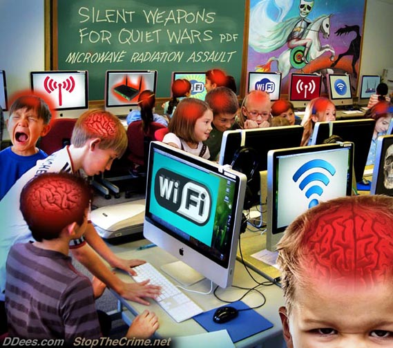 WiFi dzieci klasa
