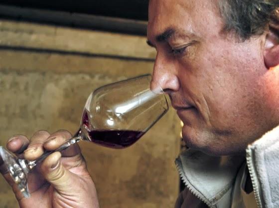 chłopwącha wino
