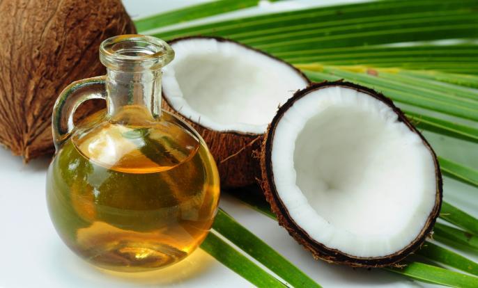 Że co? Że nasycone kwasy tłuszczowe? I o oleju kokosowym