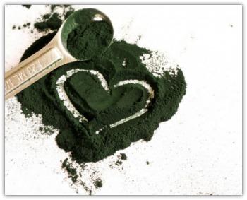 love spirulina