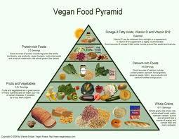 USDA piramid
