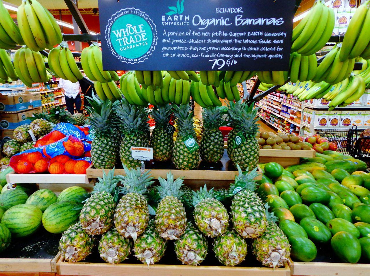 whole organic-produce